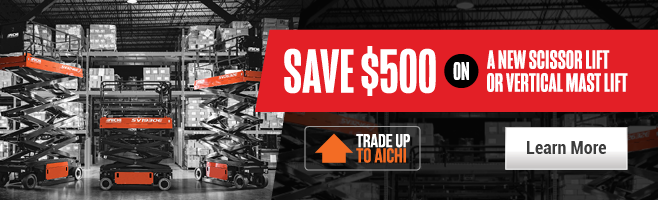 Review: Aichi Scissor Lifts