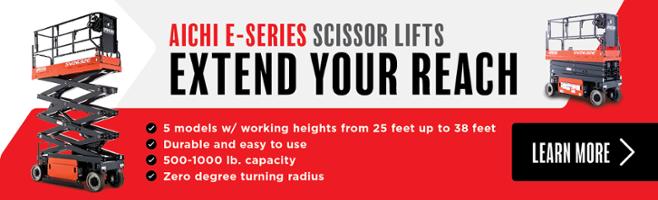 Aichi Scissor Lifts for Sale in Livermore, CA