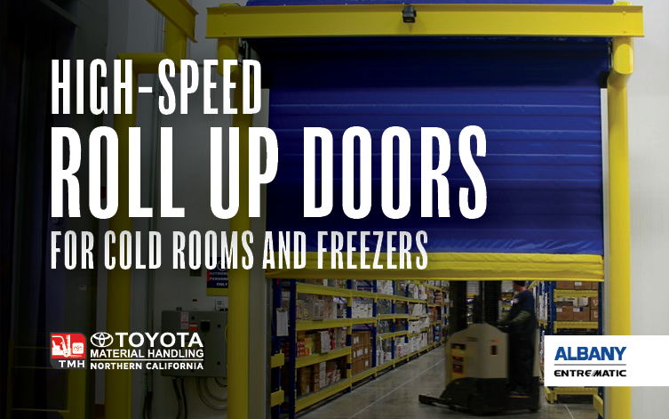 Blog Image - High-Speed Roll Up Doors for Cold Rooms and Freezers