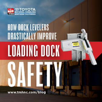 How Dock Levelers Drastically Improve Loading Dock Safety