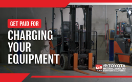 Blog Image -  Get Paid for Charging Your Equipment