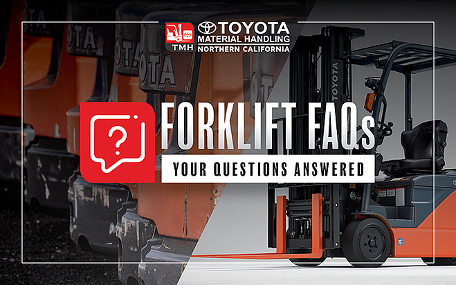 Forklift FAQs - Buying and Maintenance Questions Answered-1