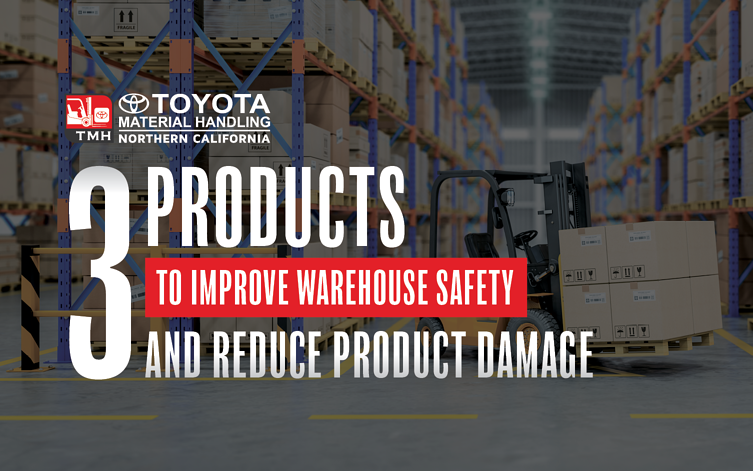 Improve warehouse efficiency and reduce stock damage