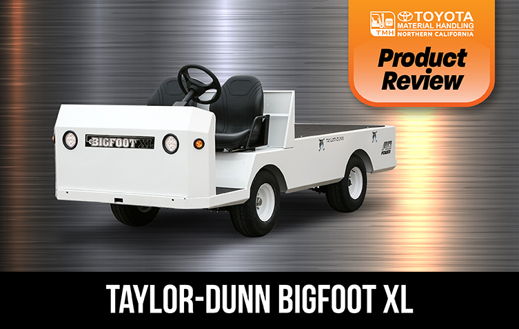 Taylor-Dunn Bigfoot XL Product Review