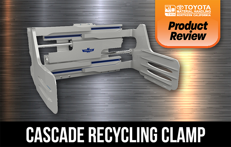 Product Review Cascade Recycling Bale Clamp