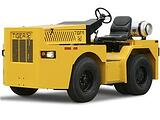 LP tow tractor