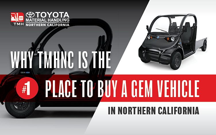 Why TMH Is the #1 Place to Buy a GEM Vehicle in Northern California