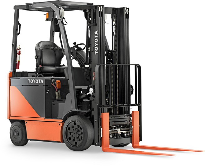 electric versus gas forklifts