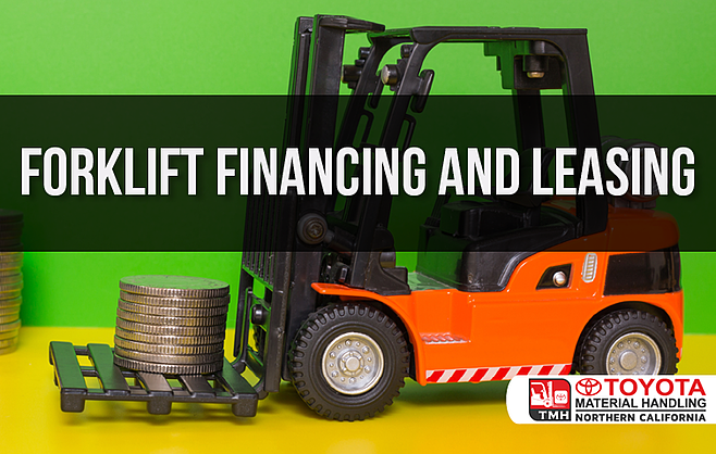 forklift financing and leasing