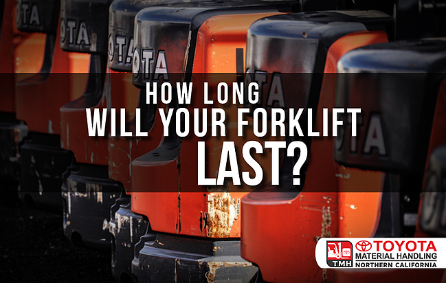 how long will your forklift last