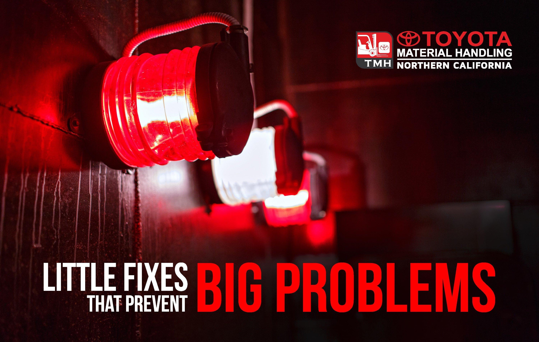 forklift preventative maintenance tips