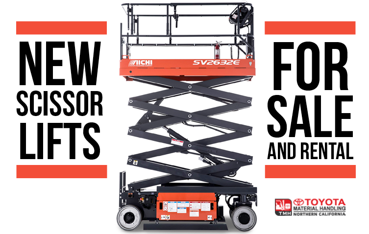 new scissor lifts for sale and rental