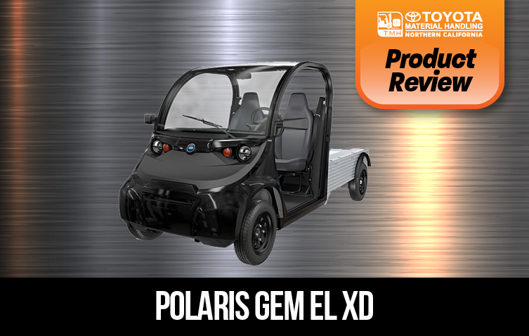 product review polaris gem el xd
