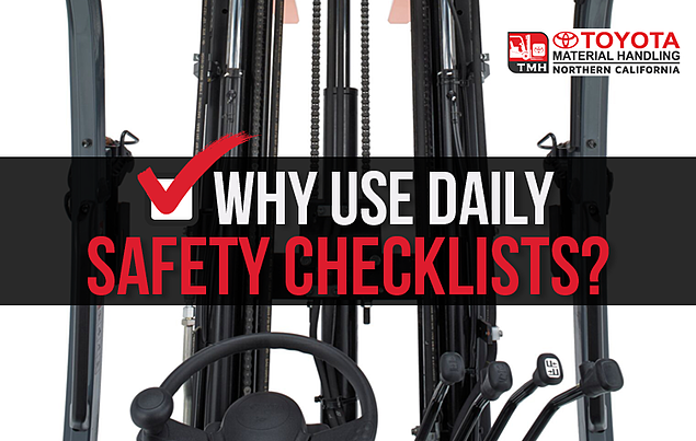 Why use daily safety checklists