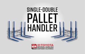 single_double_pallet_handler