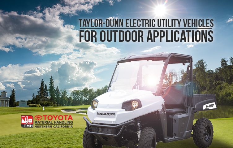 taylor dunn utility vehicles for outdoor applications