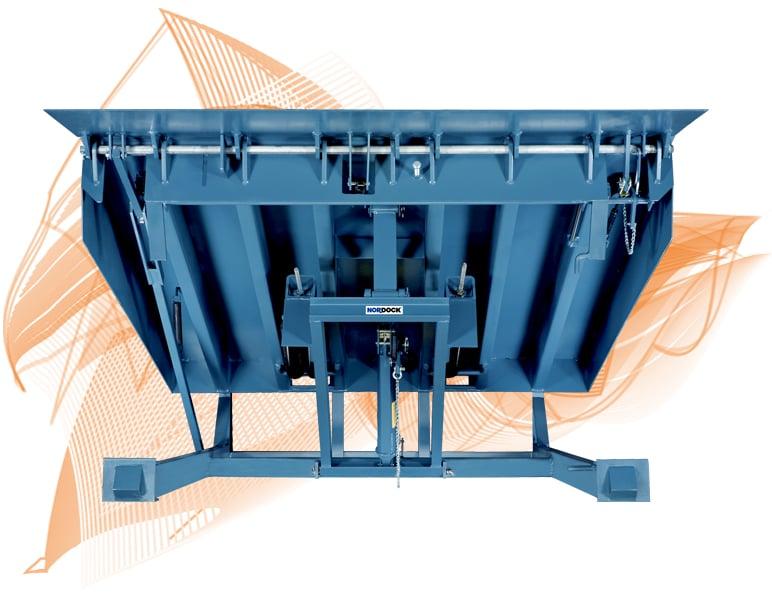 Industrial Mechanical Dock Leveler