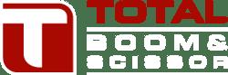 TMHNC Total Boom & Scissor Logo