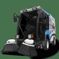 Madvac-LS175-compact sweeper