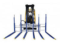 Forklift Attachments for Rent