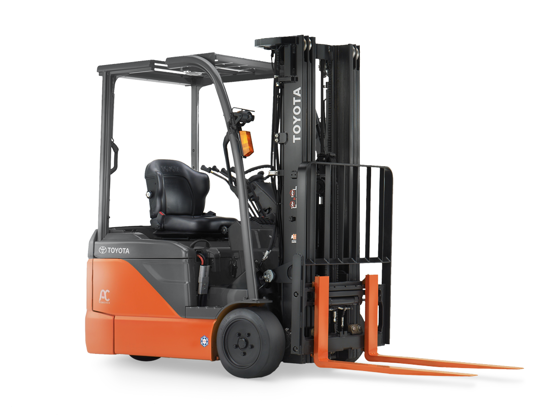 Electric Forklifts for Rent