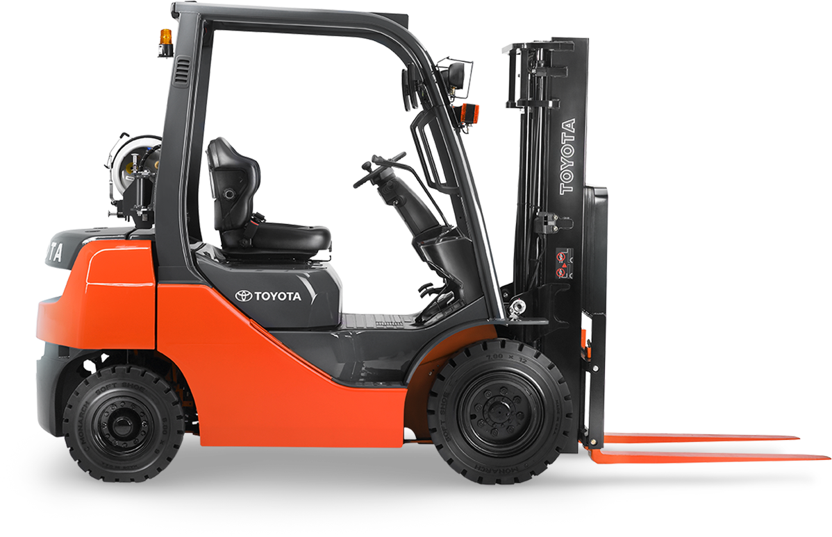 New Forklifts