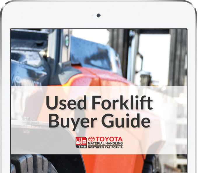 Used Forklift Buyer Guide