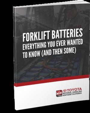 Forklift Battery eBook