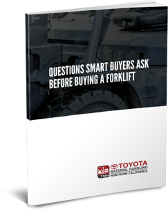 Questions Smart Forklift Buyers Ask