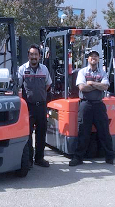forklift mechanic jobs