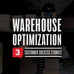 Success with Warehouse Optimization
