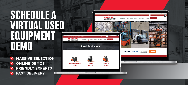 TMHNC Visit Our New Online Showroom Header Image2