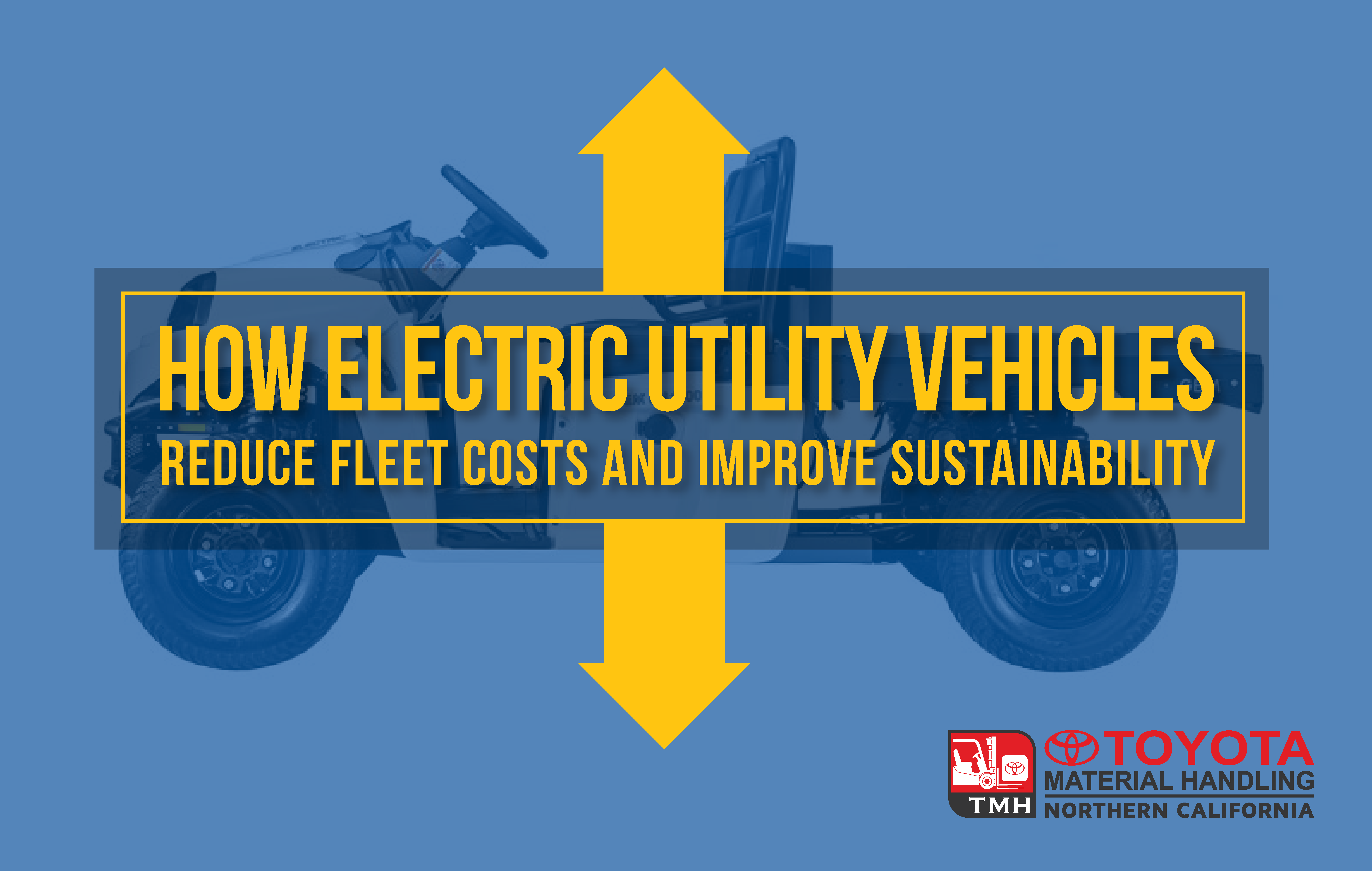 GEM electric utility vehicles reduce fleet costs and improve sustainability