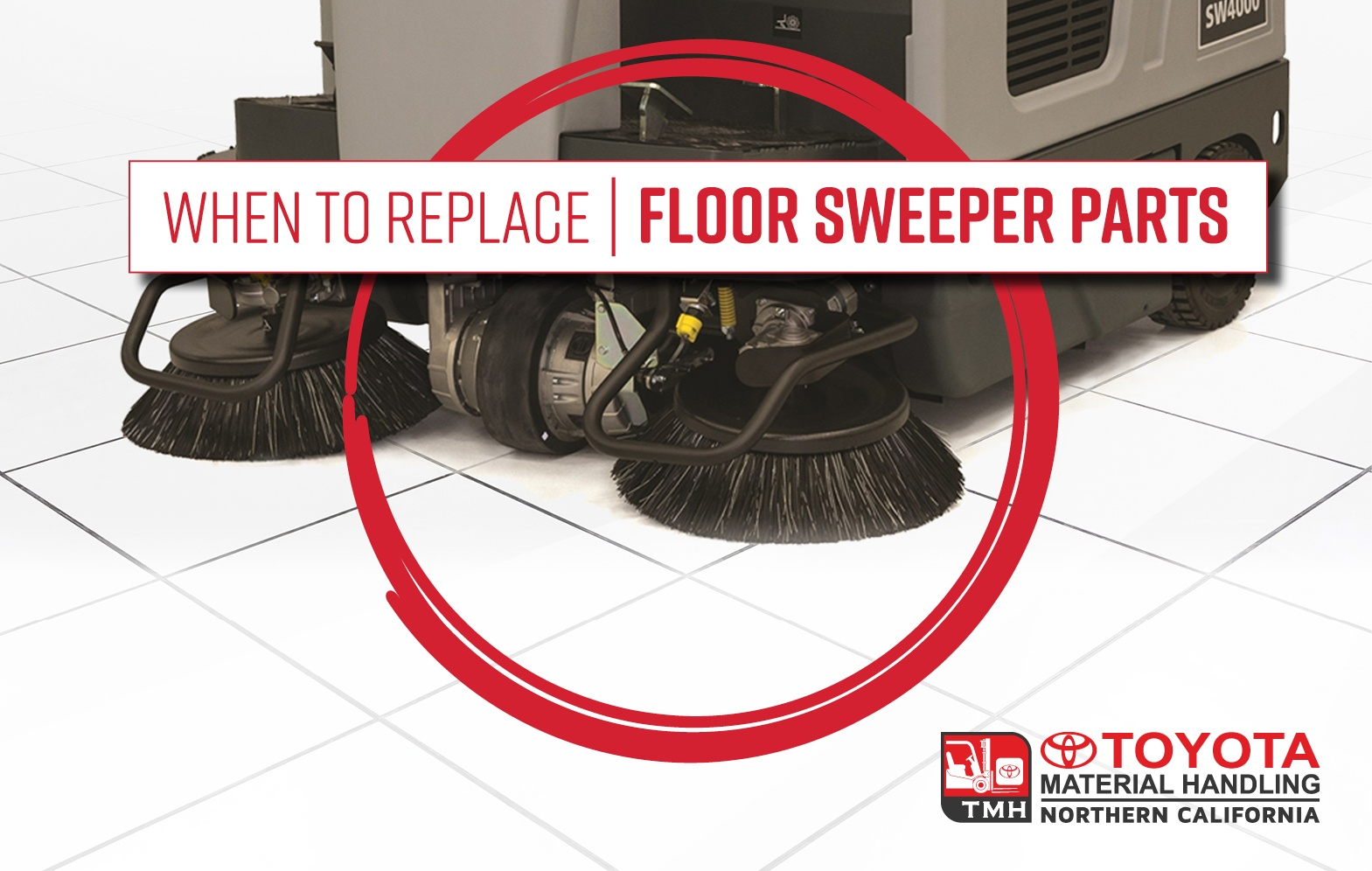 when to replace floor sweeper_parts