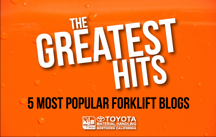 5 Most Popular Forklift Blog Posts