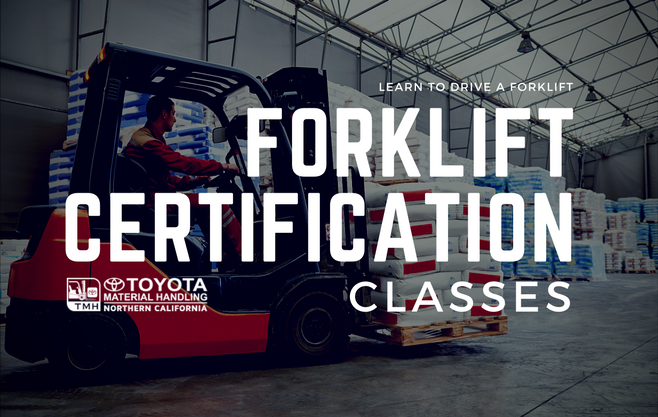 forklift certification classes