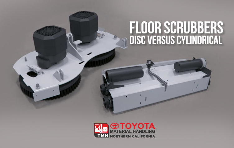 Floor Scrubbers: Disc Versus Cylindrical