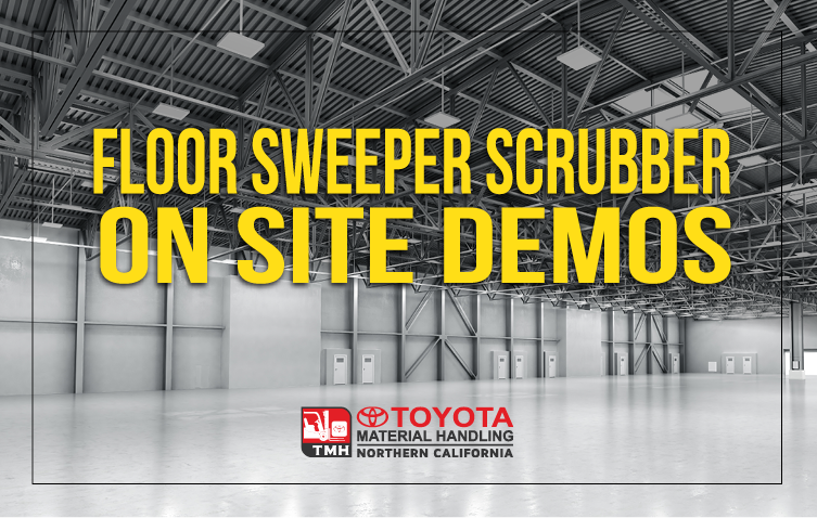 Floor Sweeper Scrubber On-Site Demos