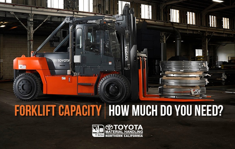 Forklift Capacity - How Much Do You Need?