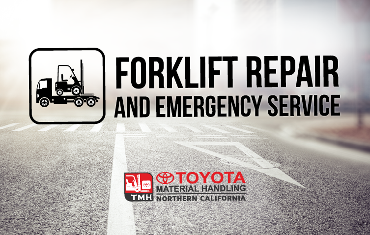 Forklift Repair And Emergency Service