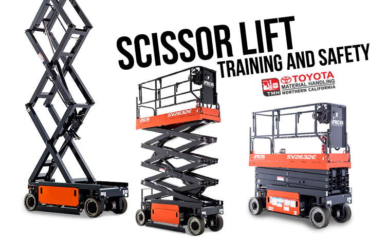 Do used forklifts come with a warranty for Scissor lift training video