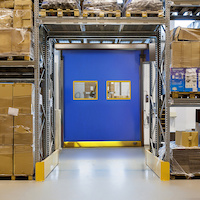 Interior Warehouse Door rr300-Albany 200px