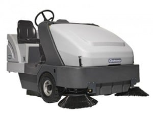 Industrial floor cleaning equipment for rent