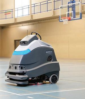 SC-50 Nilfisk autonomous scrubber dryer