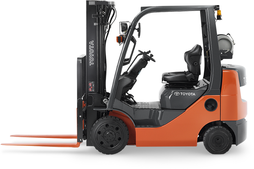 Toyota Forklifts for Rent