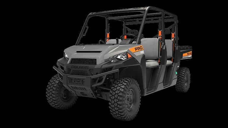 Polaris PRO XD 4000D AWD