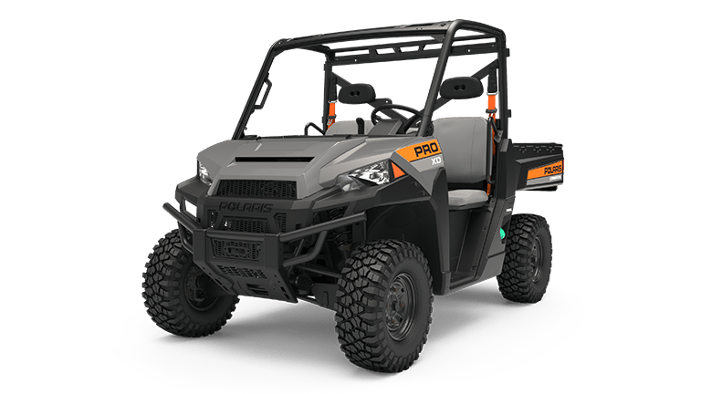 Polaris Pro XD All Wheel Drive