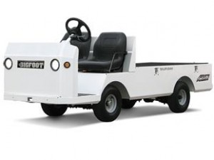 Taylor Dunn Utility Trucks for Rent