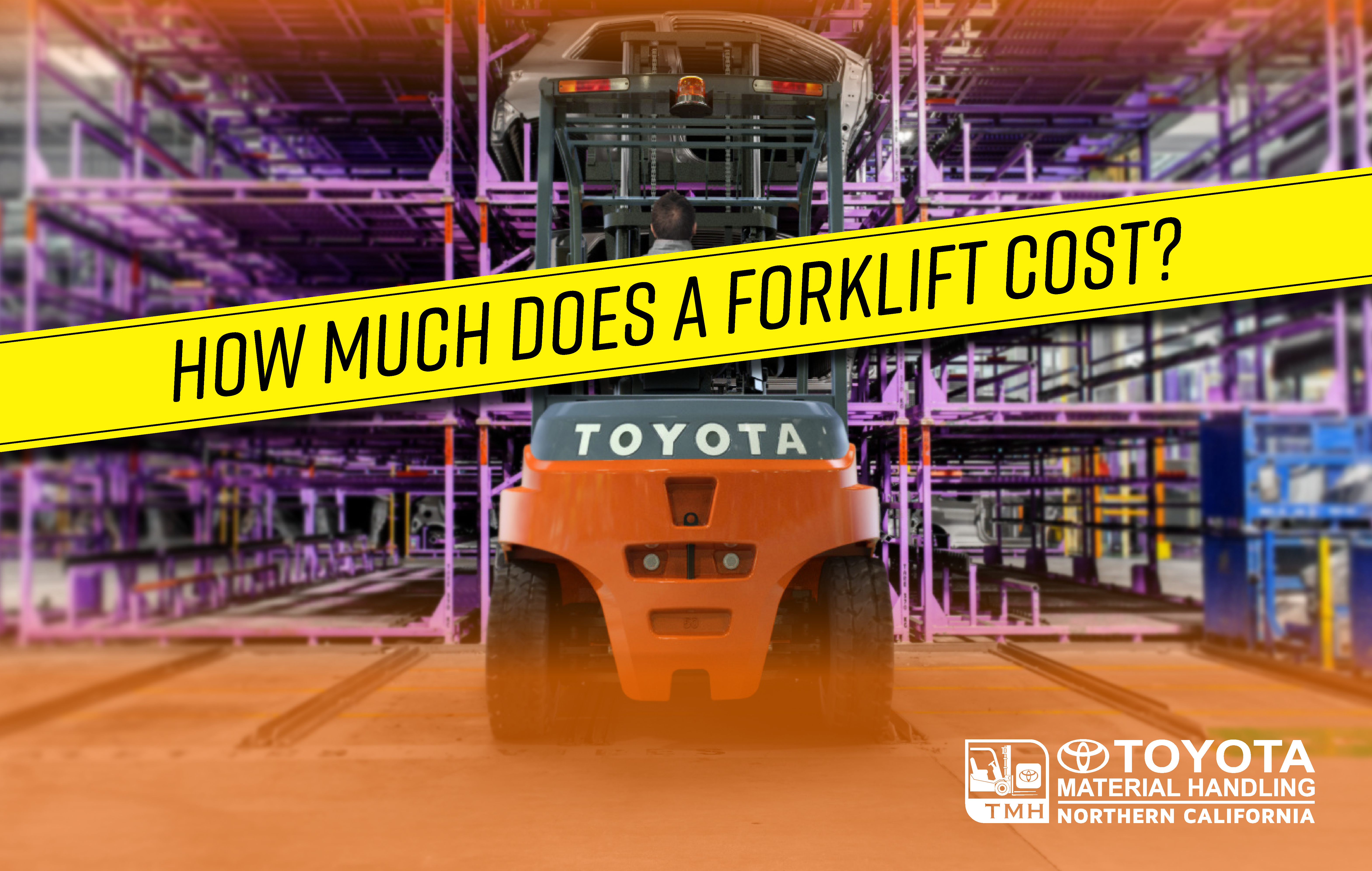 How Much Does A Forklift Cost