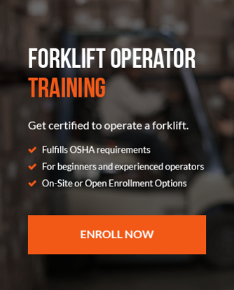 Forklift Certification